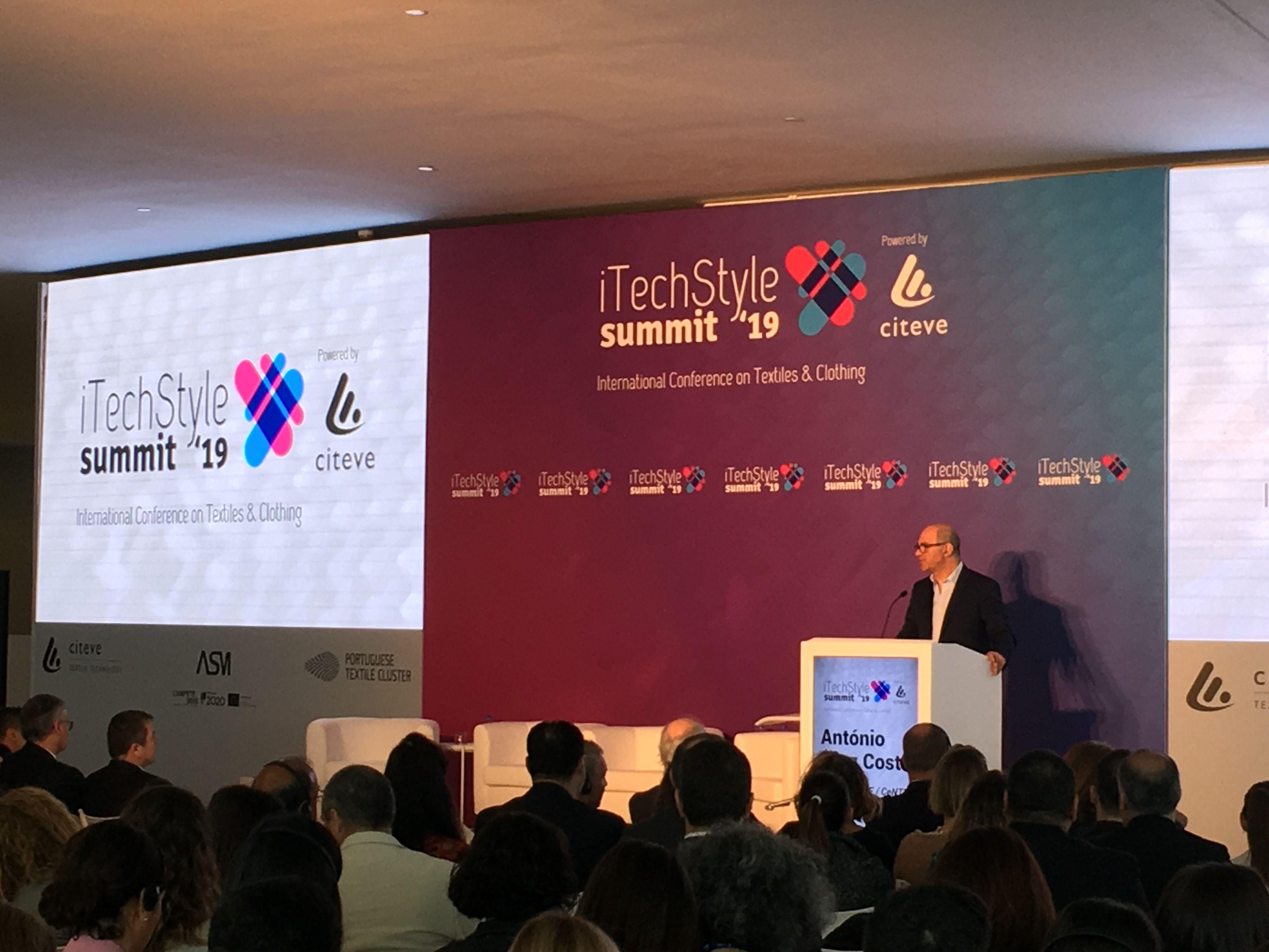 CeNTI-iTechStyle Summit é porto de oportunidades para o Têxtil e Vestuário