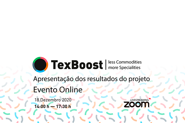 -TexBoost: Project's Consortium presents the textile innovations of the future