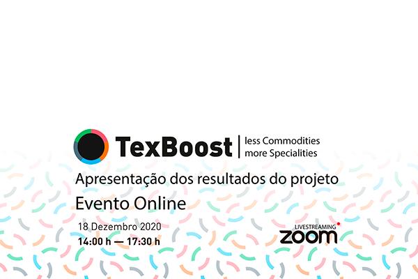 -TexBoost: consórcio do Projeto apresenta as inovações têxteis do futuro