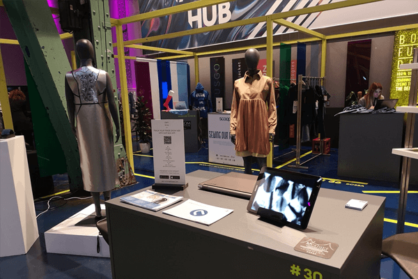 CeNTI-CeNTI apresenta-se na Keyhouse Munich Fabric Start na Alemanha