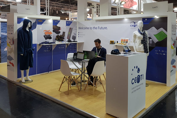 -CeNTI presented innovative projects at ISPO